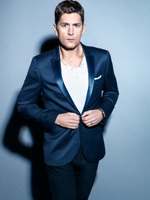 Rob Thomas will play at Klipsch Music Center on Aug. 21.