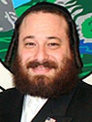 Rockland Legislator Aron B. Wieder, D-Spring Valley.