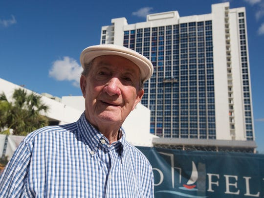 Richard Doyon bought the second unit at Campo Felice.