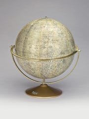 This isn't your average globe.
