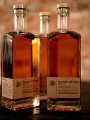Butcher's Cut bourbon waiting for it's official label
