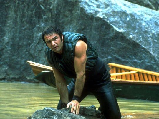 Burt Reynolds portrayed Lewis Medlock in 1972's career-making