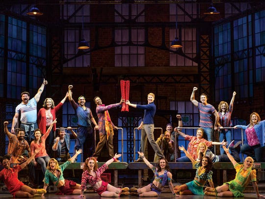 """Kinky Boots"" will be on stage at both Artis-Naples"