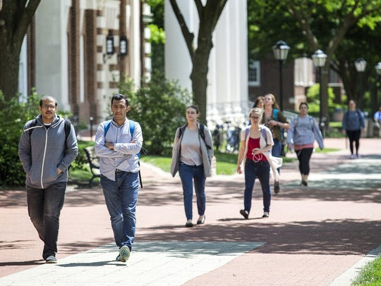 The University of Delaware produces $2.8 billion a year in total economic impact, supports 24,450 jobs, and generates $86 million in state tax revenues, according to a new economic impact statement.
