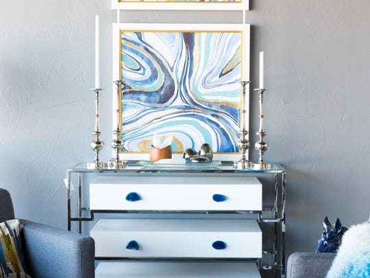 Liven up your indoor space with pieces from Nader's