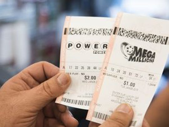Powerball tickets before the January 13th drawing