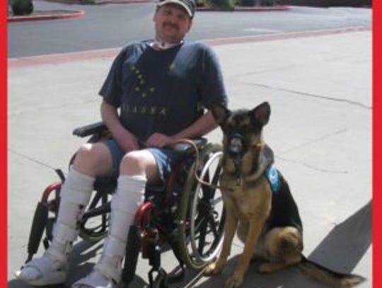 Check out Scott's story: http://happytailsservicedogs.com/scotts-story/
