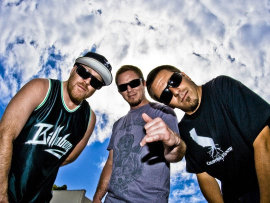 Slightly Stoopid will headline the inaugural Days on the Green Festival at Fear Farm.