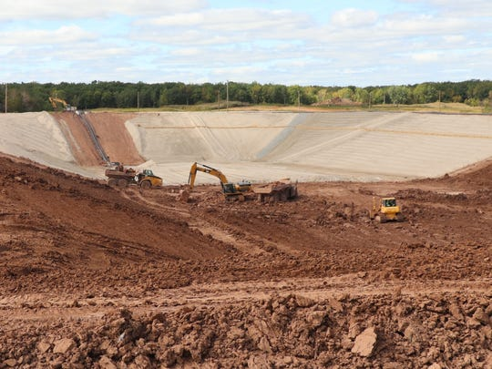 The expansion of the Red Hills Landfill should be completed