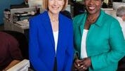 """Arizona State University announed that Judy Woodruff and the late Gwen Ifill, award-winning co-anchors and managing editors of  """"PBS NewsHour,""""  are the 2017 Cronkite Award recipients"""