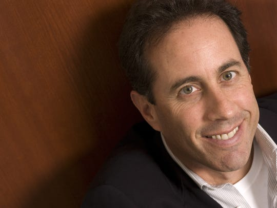 Jerry Seinfeld will grace the stage of Juanita K. Hammons