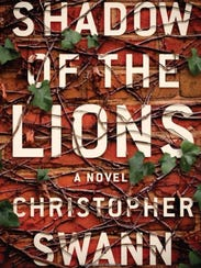 """Shadow of the Lions"" by Christopher Swann will release"
