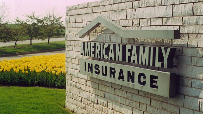Madison-based American Family Insurance posted net income $325.6 million in 2016.