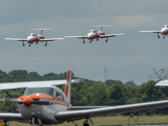 Jo & Bill Trent Anderson Regional Airshow