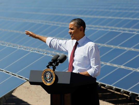 AP OBAMA ENERGY A USA NV