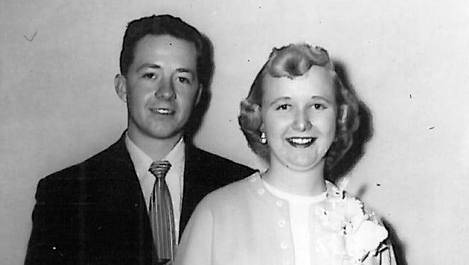 Stewart and Sandra Clough.