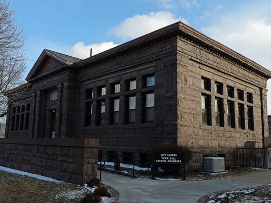 Carnegie Town Hall