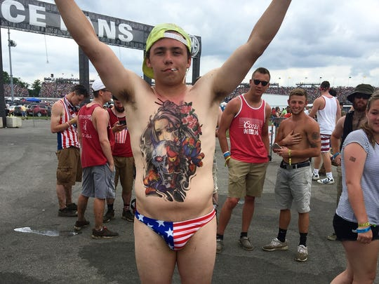 The most Indy 500 thing that has ever Indy 500ed