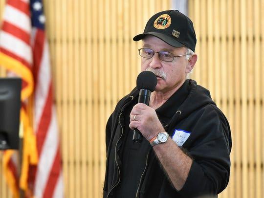 Marv Jurek shares his experiences from the Vietnam