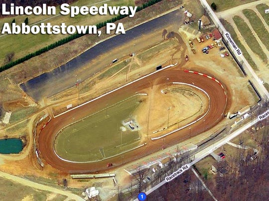 Lincoln Speedway near Abbottstown has been in continuous operation since 1953. The track will have a new ownership group for the 2019 season. FILE PHOTO