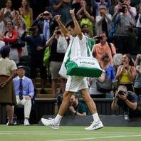 The Latest: Nadal-Djokovic to resume at 1 p.m. Saturday