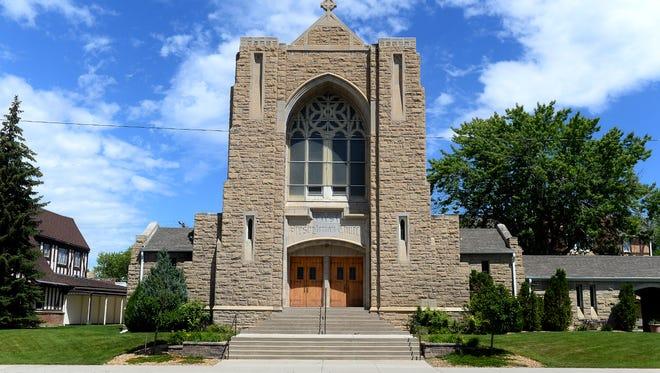 First Presbyterian Church.