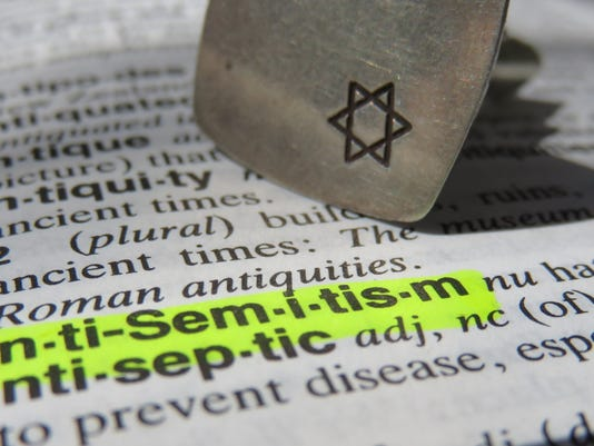 Anti-Semitism dictionary definition