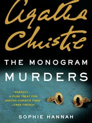 'Agatha Christie: The Monogram Murders' by Sophie Hannah.
