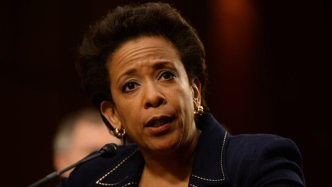 Former Attorney General Loretta Lynch