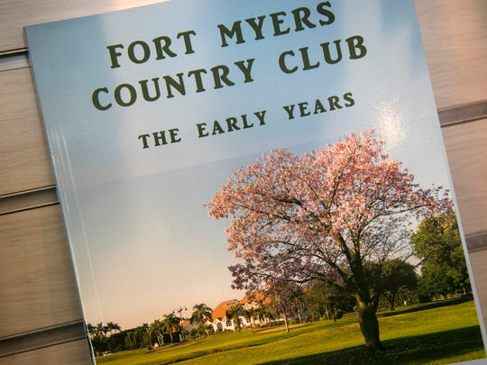 Maryann Dominiak wrote a book on the early history of Fort Myers Country Club. She is a member at the course and plays golf there regularly.