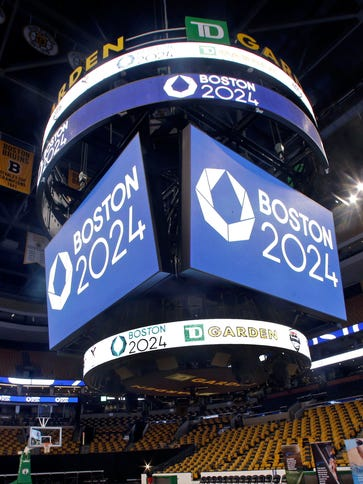 Boston will not vie for the 2024 Olympics.