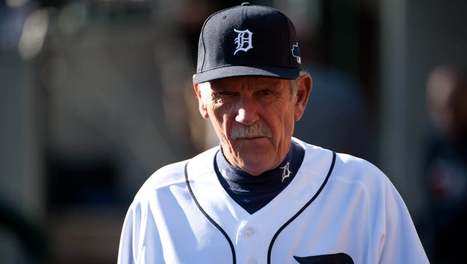 Jim Leyland had been the Tigers' manager since 2006, taking the team to the World Series in 2006 and 2012.
