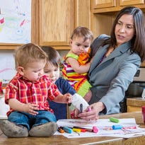 """The good enough mother: Why being """"good enough"""" is the best for our kids"""