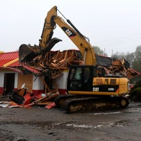 Humboldt McDonald's comes down, makes way for new building