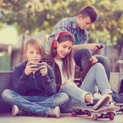 Exclusive: Nearly half of parents worry their child is addicted to mobile devices