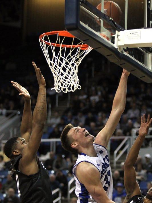 NCAA Basketball: Drake at Nevada