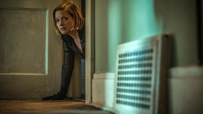 """Jane Levy in a scene from """"Dont Breathe."""""""