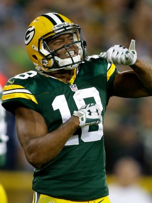"Green Bay Packers wide receiver Randall Cobb said the offense holds itself to a ""high standard"" and takes ""full responsibility"" when the unit fails to perform at that standard."