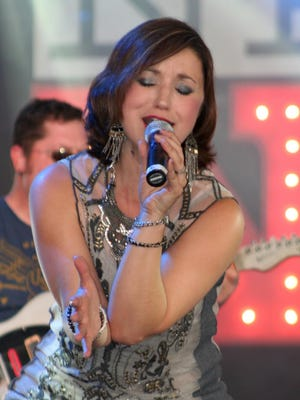 Carrie Cunningham and Carried Away play a combination of blues, jazz and classic favorites.