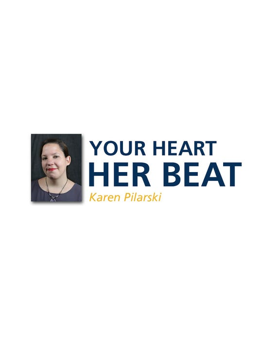Your heart her beat - Karen Pilarski