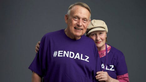 The former governor of Wisconsin will be at the Alzheimer's Education Conference on May 4, discussing his role as caregiver for his wife after she was diagnosed with Alzheimer's.