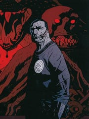 "British actor Ed Skrein will play the character Ben Daimio, a Japanese-American in Mike Mignola's ""Hellboy"" comics. Daimio's grandmother was a Japanese Imperial assassin in World War II."