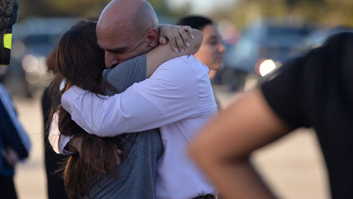 Step by step: How the Parkland school shooting unfolded