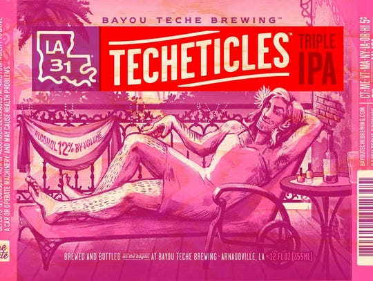 Bayou Teche Brewing is rolling out a special beer,