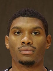 Millersville basketball player Ricky Mosley (Central York)