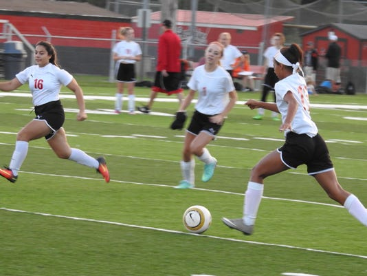 Girls Soccer: Coshocton vs. Ridgewood
