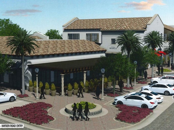 New Apartments In North Scottsdale