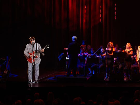 """In Dreams"" - Roy Orbison in Concert during The Hologram"