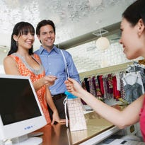 The most popular stores in America
