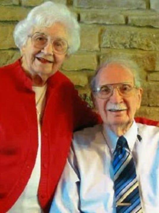 Anniversaries: Mary Lou (Dunbar) Curtis & Ken Curtis
